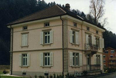 Rotes Haus, Haus Bosshard