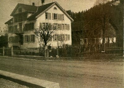 Fabrikantenvilla Spörri - Wirth