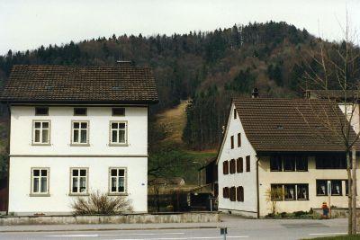 Haus Furrer und Schweizer, Unterdorf