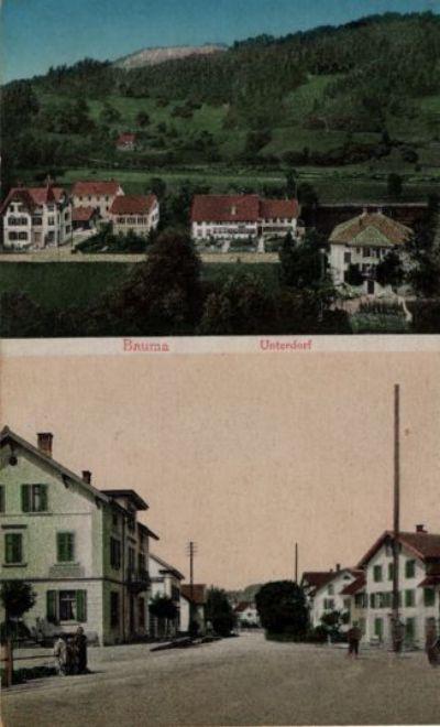 Türmlihaus, Unterdorf