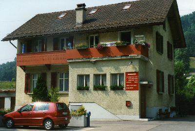 Vereinshaus: Brüderverein, Gemeinde für Christus, Unterdorf