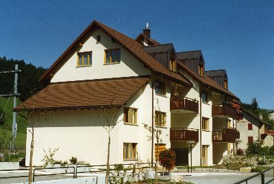 Geschäftshaus, Unterdorf