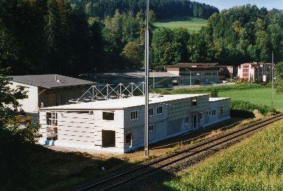 Garage Schoch, Unterdorf