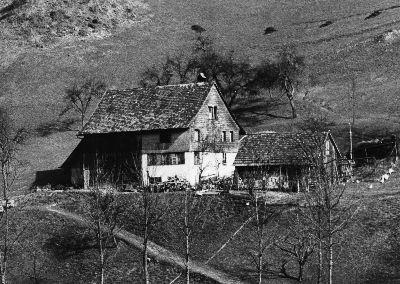Sunnerai, Haus Burri, Gruebbach