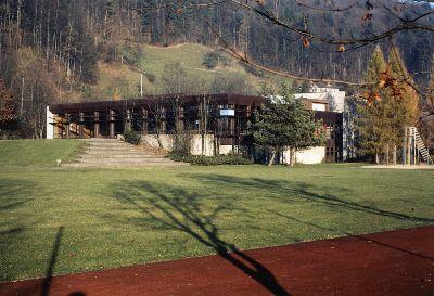 Hallenbad: Schulanlage Altlandenberg