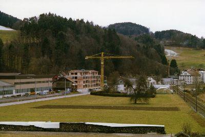 Wilen, Neubau Schläpfer