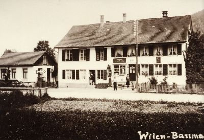 Wilen, Stickerei