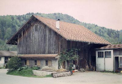 Wilen, Scheune Schoch Bliggenswilerstrasse