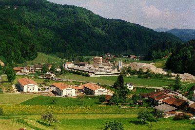 Undalen, Nörgelbach