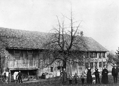 Niderdürstelen, Schönenberg, Familie Schoch