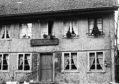 Niderdürstelen, Wein-Wirtschaft Schönenberg