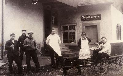 Rittweg: Metzgerei Schnurrenberger