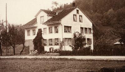 Rittweg, Haus Rüegg - Studer