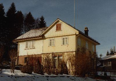Fluh, Haus Gfeller / Berger