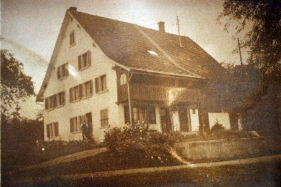 Neugut, Fankhauser, Weinschenke