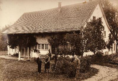 Pünt, Haus Kunz