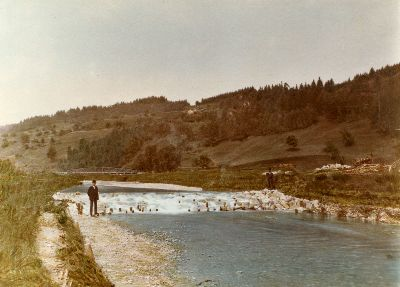 Tössbrücke bei Au Saland