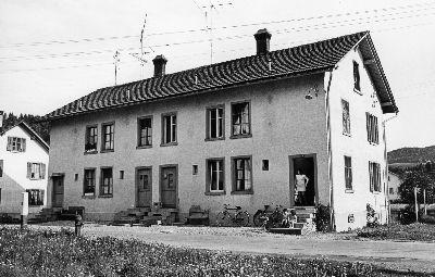 Juckern, Kosthaus