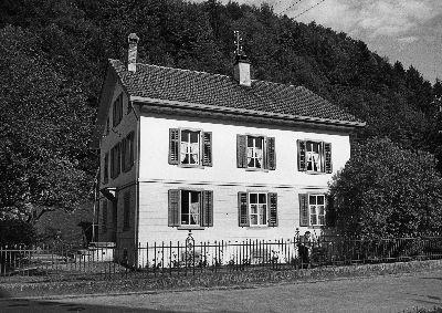 Haus der Weberei Grünthal