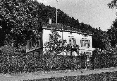 Villa Jucker: Weberei Grünthal