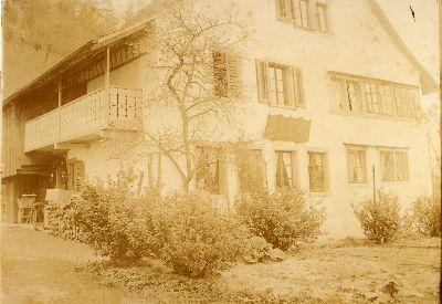 Haselhalden Haus Fritschi