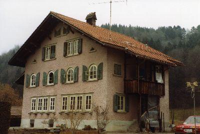 Kosthaus Haselhalden