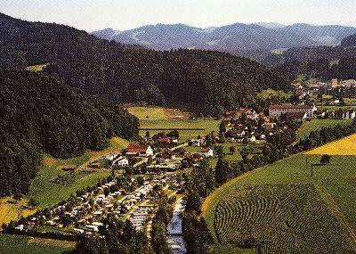 Campingplatz: Juckern, Auwies, Weberei Grünthal