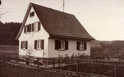 Juckern, Haus Schuhmacher, Staub