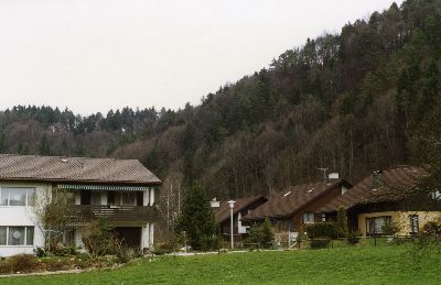 im Hanfland / Auwisstrasse