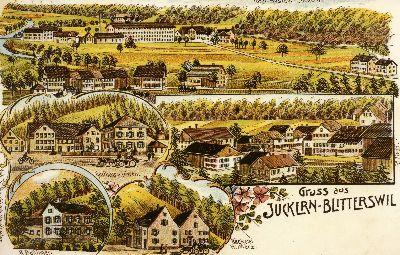 Blitterswil, Juckern