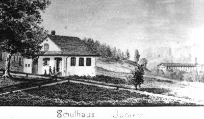 Schulhaus Juckern