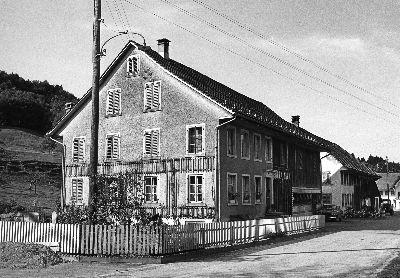Laubberg, Bergli
