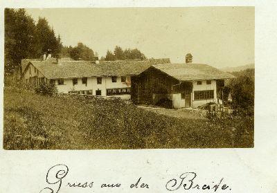 Breite Saland (Gemeinde Wildberg)