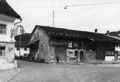 Saland, Gasthaus Krone