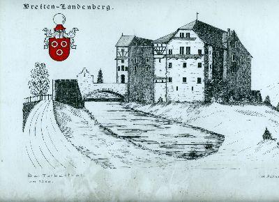 Bauma: Schloss Breitenlandenberg