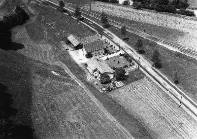 Bauma: Luftaufnahme, Schwandelbach