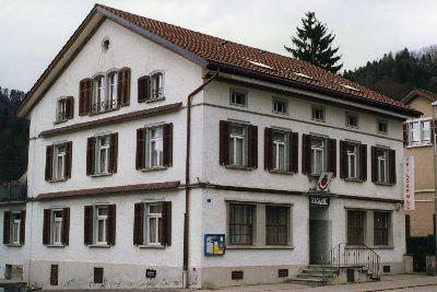 Vereinshaus Heilsarmee