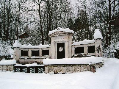 Kirche: Grabmal Adolf Guyer-Zeller