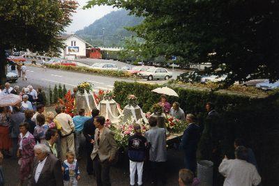 Glockenweihe: Katholischen Kirche St. Antonius