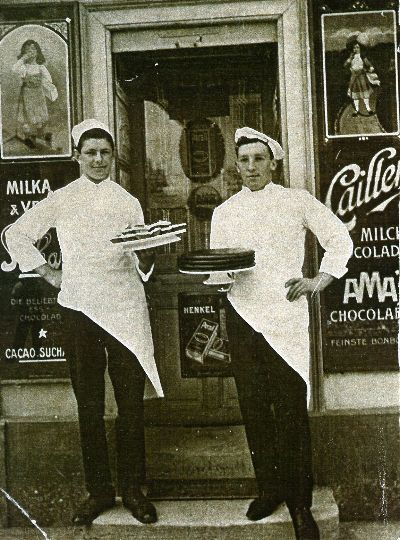 Bäckerei Restaurant Frohsinn