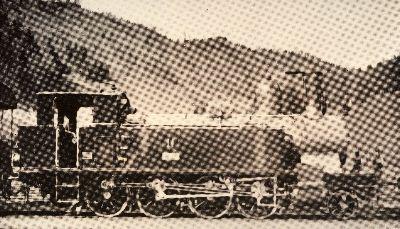 Dampflokomotive Ed 4/5  Nr. 11