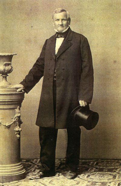Heinrich Gujer Statthalter 1801 - 1868