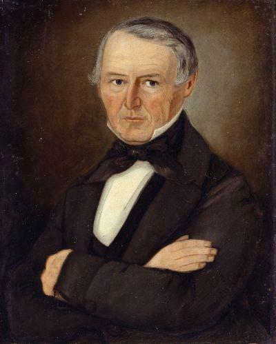Heinrich Kägi - Wolfensberger Schwendi 1793 - 1864
