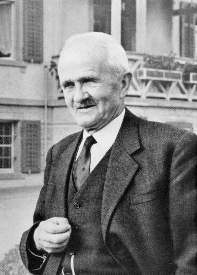 Ruedi Kägi 1882 - 1959