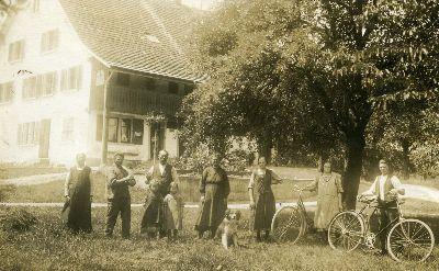 Familie Fankhauser Neugut