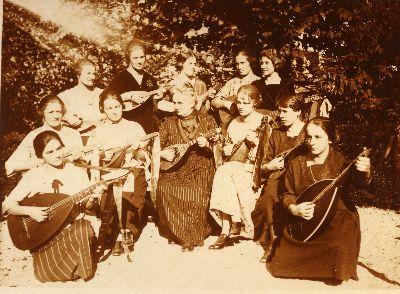 Mandolinenorchester Bauma