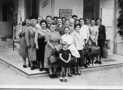 Frauen und Töchterchor Juckern - Saland