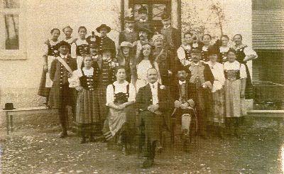 Theatergesellschaft Männer- und Töchterchor Undalen
