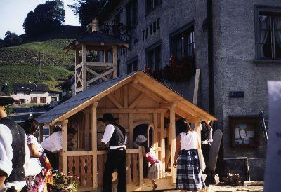 Dorffest 700 Jahre Eidgenossenschaft