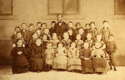 Schule Blitterswil
